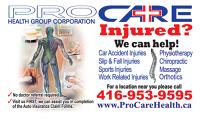 Logo for ProCare Health