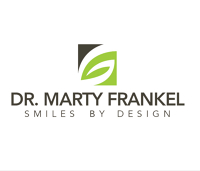 Logo for Smiles By Design - Dr. Marty Frankel