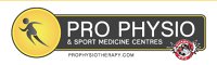 Logo for Pro Physio Greenbank