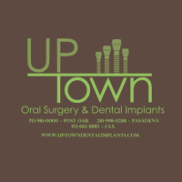Logo for Uptown Oral Surgery & Dental Implants
