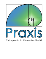 Logo for Praxis Chiropractic