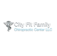 Logo for City Fit Family Chiropractic Center