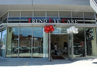 Logo for Trend Eye Care
