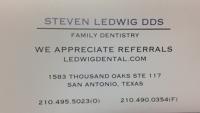 Logo for Steven Ledwig DDS, PLLC