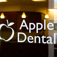 Logo for Apple Dental
