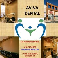 Logo for Aviva Dental