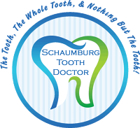 Logo for Schaumburg Tooth Doctor