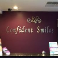 Logo for Confident Smiles