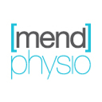 Logo for [mend]physio
