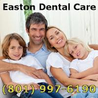 Logo for EASTON DENTAL CARE