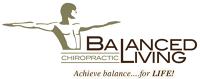 Logo for Balanced Living Chiropractic