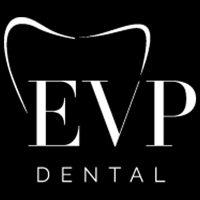 Logo for EVP Dental