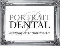Logo for Portrait Dental