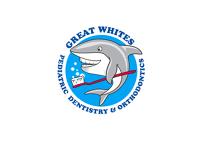 Logo for Great Whites Kids Pediatric Dentistry