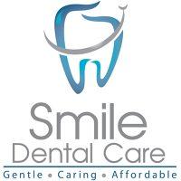 Logo for Smile Dental Care - Chicago, IL.