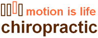 Logo for Motion Is Life Chiropractic - Dr. Allen K. Ng