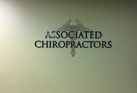 Logo for Associated Chiropractors