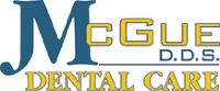 Logo for McGue Dental Care