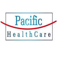 Logo for Pacific Healthcare