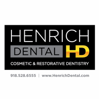 Logo for Henrich Dental