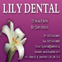 Logo for Lily Dental