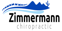 Logo for Zimmermann Chiropractic