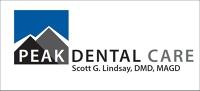 Logo for Peak Dental Care