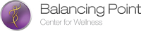 Logo for Balancing Point Center for Wellness