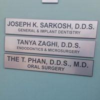 Logo for Dr. Joseph K. Sarkosh, DDS