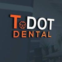 Logo for T-dot Dental