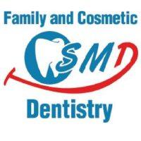 Logo for Smile More Dental- Wheaton