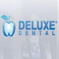 Logo for Deluxe Dental
