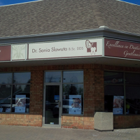 Logo for Dr. Sonia Slawuta-Shulakewych's Dental Office
