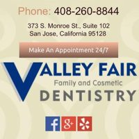 Logo for Valley Fair Family and Cosmetic Dentistry