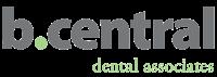 Logo for B Central Dental