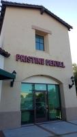 Logo for Pristine Dental