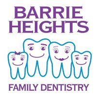 Logo for Barrie Heights Family Dentistry