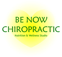 Logo for Be Now Chiropractic