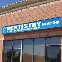 Logo for Dentistry On Kingsridge