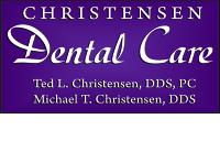 Logo for Christensen Dental Care