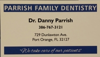 Logo for Parrish Family Dentistry
