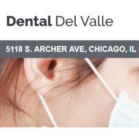 Logo for Dental Del Valle