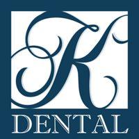 Logo for Dr. K Dental