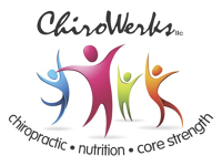 Logo for ChiroWerks WellCare