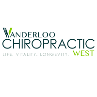Logo for Vanderloo Chiropractic West