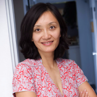 Photo of Dr. Alicia F. Chou