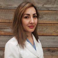 Photo of Dr. Shabnam Gholoobi