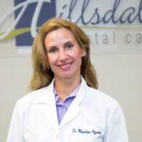 Photo of Dr. Magdalena Azzarelli