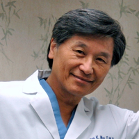 Photo of Dr. Peter K. Moy