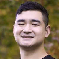 Photo of Dr. Blake Wang